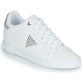 Chaussures Femme Baskets basses Guess PAYSIN Blanc