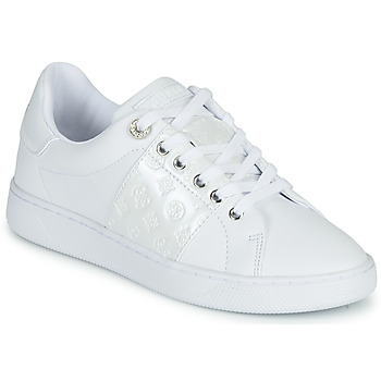 Chaussures Femme Baskets basses Guess REJEENA Blanc