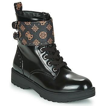 Chaussures Femme Boots Guess WANDA Noir