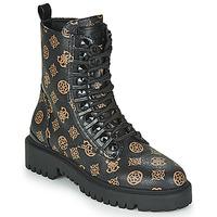 Chaussures Femme Boots Guess OXANA Noir