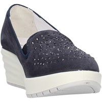 Chaussures Femme Baskets mode Enval - Slip on  blu 5264200 BLU