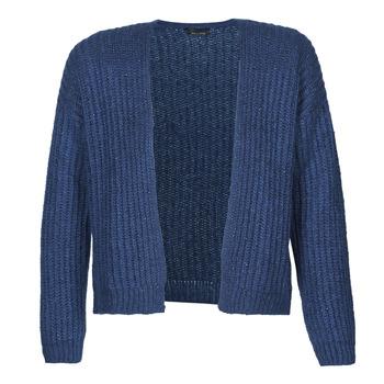 Vêtements Femme Gilets / Cardigans Ikks BR17015 Marine