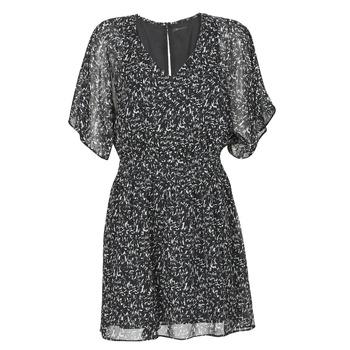 Vêtements Femme Robes courtes Ikks BR30075 Noir