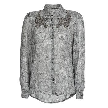 Vêtements Femme Chemises / Chemisiers Ikks BR12055 Noir