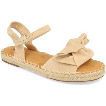 Chaussures Femme Sandales et Nu-pieds Milaya 2M10 Beige