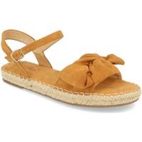Chaussures Femme Sandales et Nu-pieds Milaya 2M10 Camel