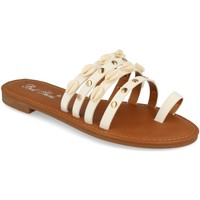 Chaussures Femme Sandales et Nu-pieds Milaya 2R33 Blanco