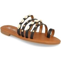 Chaussures Femme Sandales et Nu-pieds Milaya 2R33 Negro