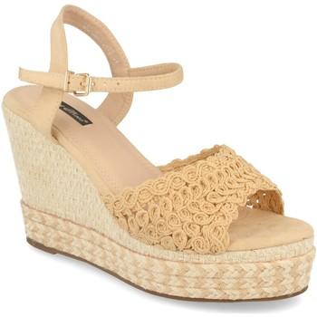 Chaussures Femme Sandales et Nu-pieds Milaya JC-5R10 Beige