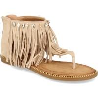 Chaussures Femme Sandales et Nu-pieds H&d WH-69 Beige