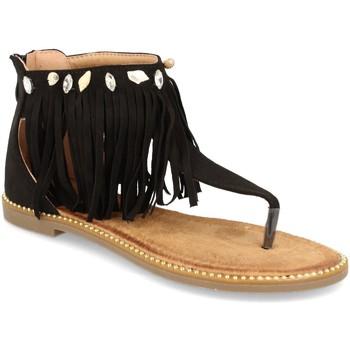 Chaussures Femme Sandales et Nu-pieds H&d WH-69 Negro
