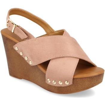 Chaussures Femme Sandales et Nu-pieds Prisska Y5627 Rosa