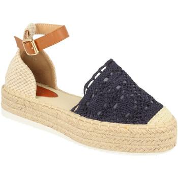 Chaussures Femme Espadrilles H&d YT30 Azul