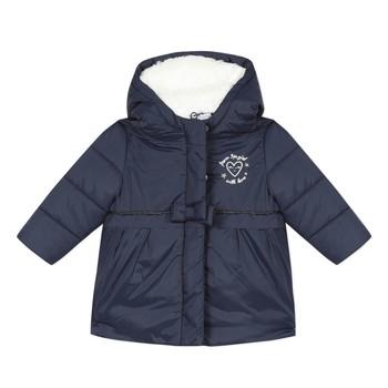 Vêtements Fille Doudounes 3 Pommes 3R42012-49 Marine