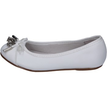 Chaussures Fille Ballerines / babies Enrico Coveri ballerines cuir synthétique blanc