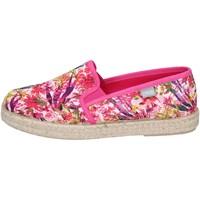 Chaussures Femme Slip ons Enrico Coveri slip on textile rose
