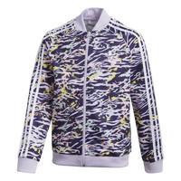Vêtements Fille Vestes de survêtement adidas Originals SST TOP Violet
