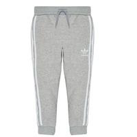 Vêtements Enfant Pantalons de survêtement adidas Originals TREFOIL PANTS Gris