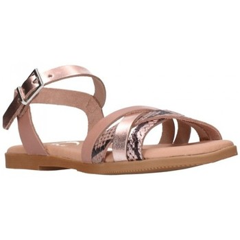 Chaussures Fille Sandales et Nu-pieds Oh My Sandals 4754 NUDE CB Niña Nude rose
