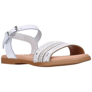 Chaussures Fille Sandales et Nu-pieds Oh My Sandals For Rin OH MY SANDALS 4755A VAQUETA BLANCO Niña Blanco blanc