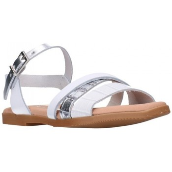 Chaussures Fille Sandales et Nu-pieds Oh My Sandals 4752 BLANCO CB Niña Blanco blanc
