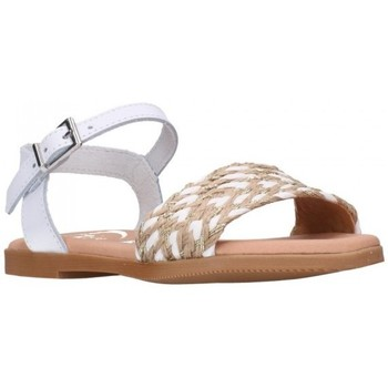Chaussures Fille Sandales et Nu-pieds Oh My Sandals For Rin OH MY SANDALS 4755 BLANCO CB Niña Blanco blanc