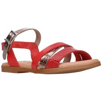 Chaussures Fille Sandales et Nu-pieds Oh My Sandals 4752 ROJO CB Niña Rojo rouge