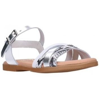 Chaussures Fille Sandales et Nu-pieds Oh My Sandals For Rin OH MY SANDALS 4754 BLANCO CB Niña Blanco blanc