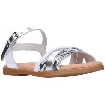 Chaussures Fille Sandales et Nu-pieds Oh My Sandals 4754 BLANCO CB Niña Blanco blanc