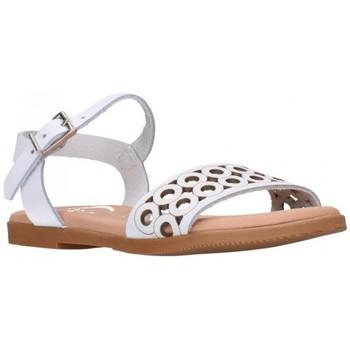 Chaussures Fille Sandales et Nu-pieds Oh My Sandals 4762 BLANCO Niña Blanco blanc