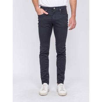 Vêtements Homme Pantalons 5 poches Ritchie Pantalon 5 poches CADOLY Bleu marine