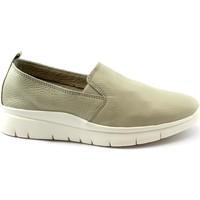 Chaussures Femme Baskets basses Frau FRA-E20-4257-BU Panna