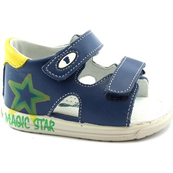 Chaussures Garçon Sandales et Nu-pieds Naturino FAL-E20-500829-AG Blu