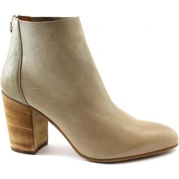Chaussures Femme Bottines Les Venues LES-E20-9755-TAU Sabbia