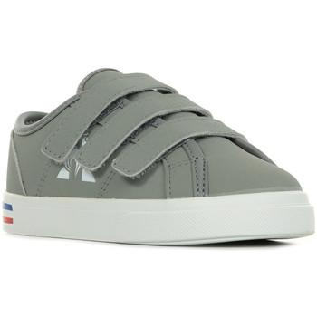 Chaussures Enfant Baskets mode Le Coq Sportif Verdon Inf Premium gris