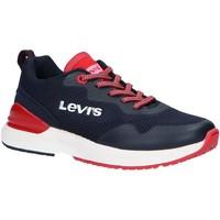 Chaussures Garçon Multisport Levi's VFUS0001T FUSION Azul