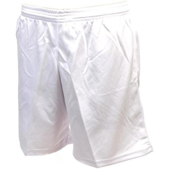 Vêtements Homme Shorts / Bermudas Tremblay Poly blc uni short foot Blanc