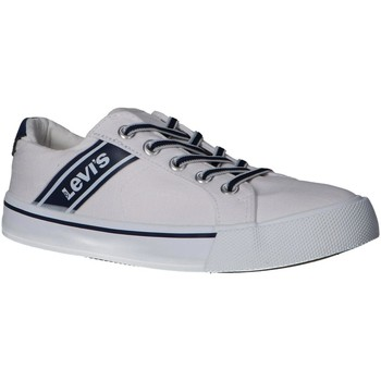 Chaussures Garçon Baskets basses Levi's VKIN0001T KINGSTON Blanco