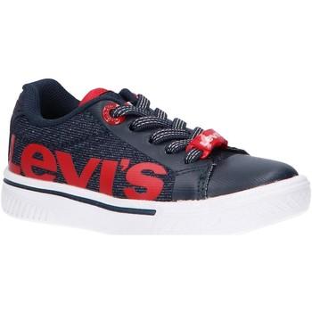 Chaussures Garçon Baskets basses Levi's VFUT0042T FUTURE Azul