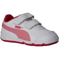 Chaussures Enfant Multisport Puma 192523 STEPFLEEX Blanco