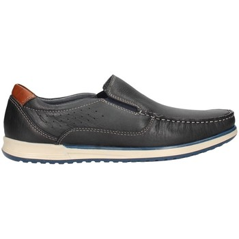 Chaussures Homme Mocassins Braking 6562 mocassin Homme bleu bleu