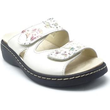 Chaussures Femme Mules Longo 1044779 BEIGE