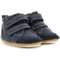 Chaussures Enfant Chaussons bébés Robeez Miro MARINE