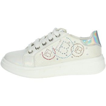 Chaussures Fille Baskets basses Laura Biagiotti 6082 Blanc