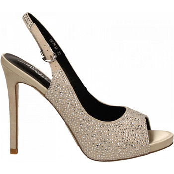 Chaussures Femme Escarpins Luciano Barachini CAMOSCIO naturale