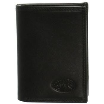 Sacs Femme Portefeuilles Francinel Porte-cartes cuir  ref_46415 noir 8*12*1 Noir