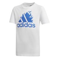 Vêtements Garçon T-shirts manches courtes adidas Performance JB BOS GRAPH Blanc
