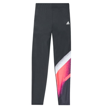 Vêtements Fille Leggings adidas Performance YG UC TIGHT Noir