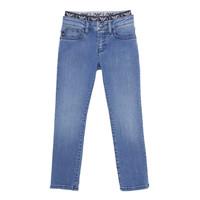 Vêtements Garçon Jeans slim Emporio Armani 6H4J17-4D29Z-0942 Bleu