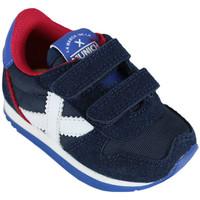 Chaussures Enfant Baskets mode Munich baby massana vco 8820376 Bleu